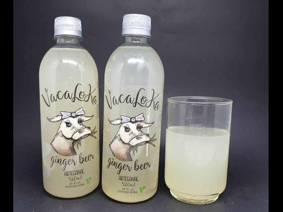 VacaLoka Ginger Beer