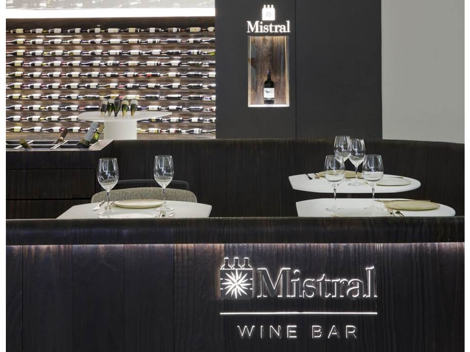Wine Bar Mistral, no Shopping Iguatemi, agora tem happy hour