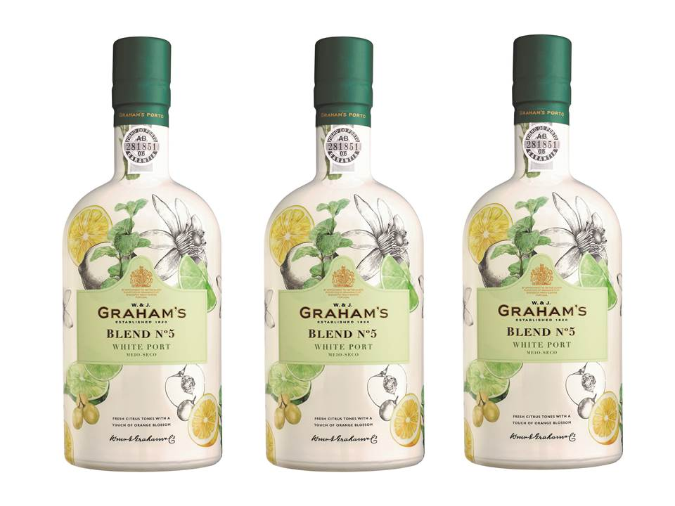 Graham's  cria Porto para drinks