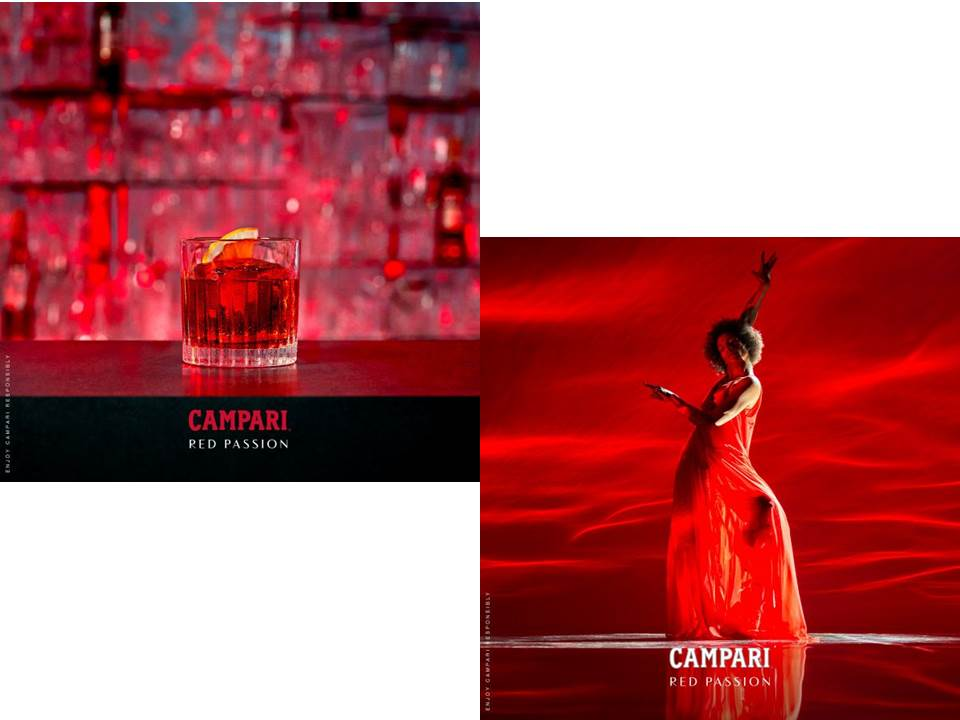 Red Passion: Campari lança campanha global